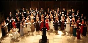 Wolrd Youth Choir Cyprus 2012