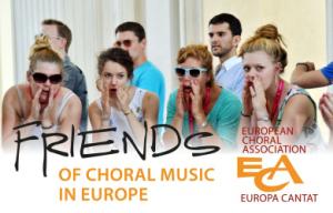 ECA - EC : Les chœurs sont les meilleurs « Amis de la Musique Chorale »